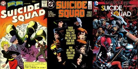 Comics de Escuadrón Suicida
