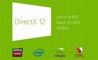 Microsoft apuesta fuerte por DirectX 12 [GDC 2014]