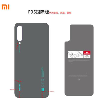 Xiaomi Mi A3 Camara 48 Megapixeles
