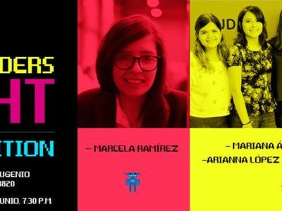 Women Coders Night: Gamers Edition se llevará a cabo en Monterrey el 7 de junio