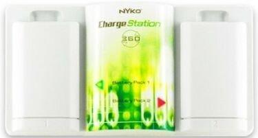 Baterías de Nyko para el mando de la XBox 360