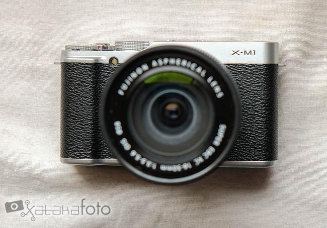 Fujifilm X-M1, análisis a fondo
