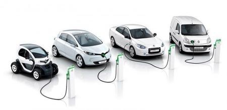Linea vehículos eléctricos