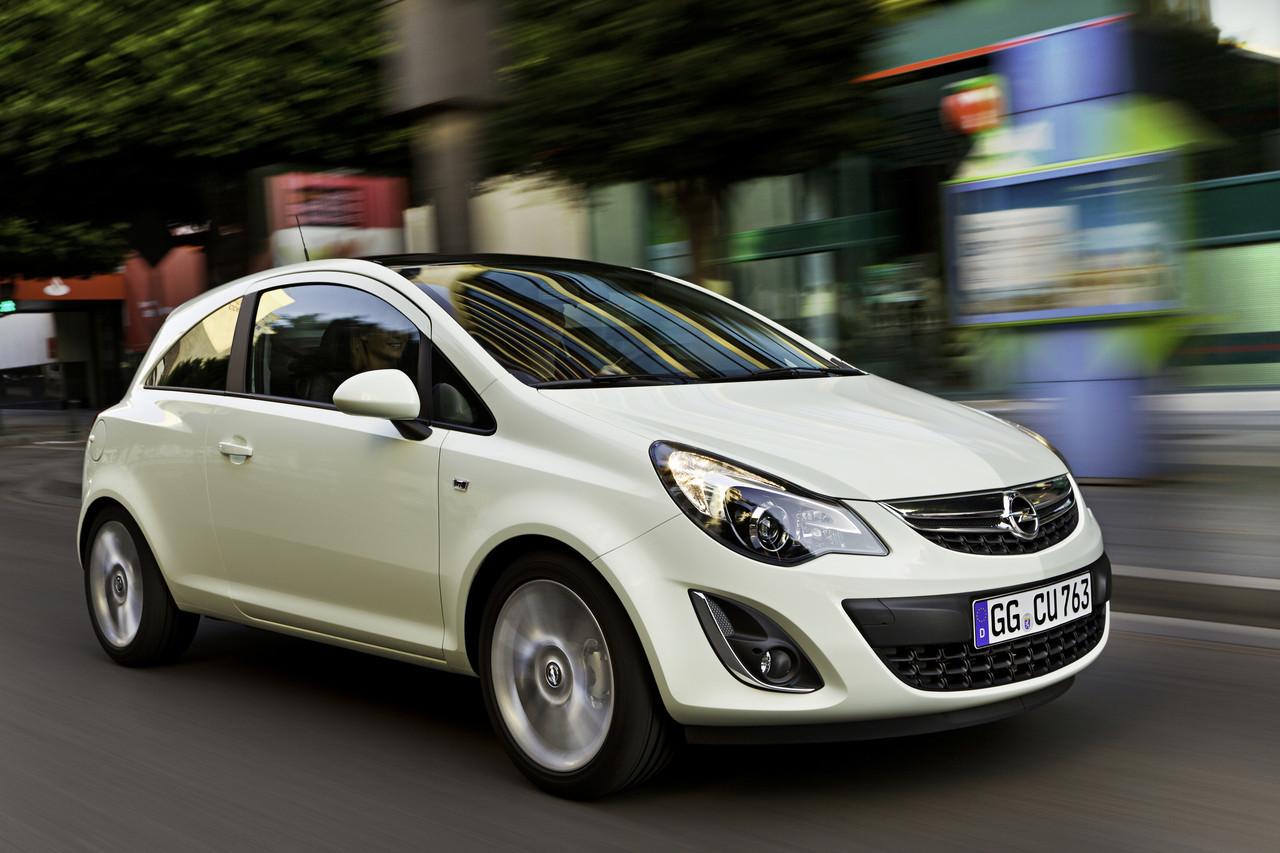 Foto de Opel Corsa 2011 (6/11)