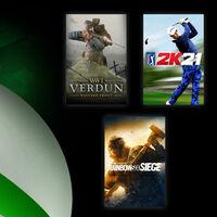 PGA Tour 2K21 y Rainbow Six Siege entre los juegos que están para jugar gratis este fin de semana con Xbox Live Gold