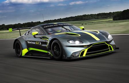 Los nuevos Aston Martin Vantage GT3 y GT4 ya están aquí, con un aspecto brutal y poderío V8 biturbo
