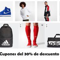Adidas y Nike nos ofrecen sendos cupones de descuento para ahorrarnos un 30% en su web con motivo del Black Friday
