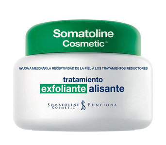 Probamos el exfoliante alisante de Somatoline, suavidad y frescor para nuestra piel