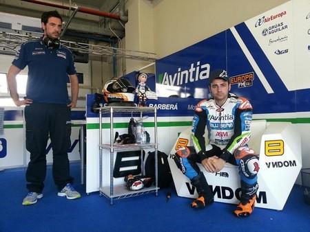 Héctor Barberá sufre una fisura en la muñeca derecha, pero estará listo para Le Mans