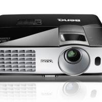 BenQ también tiene proyectores Colorific para espacios cortos: MX631ST y MW632ST