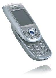 Samsung SGH-E800C, curvas peligrosas