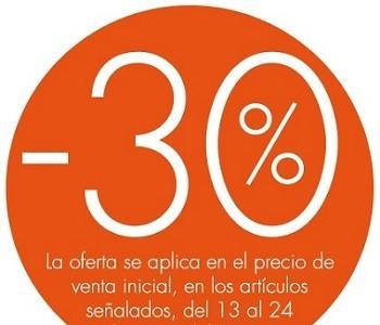 30 % de descuento en Kiabi hasta el 24 de mayo