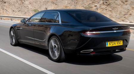 Aston Martin Lagonda, en más imágenes