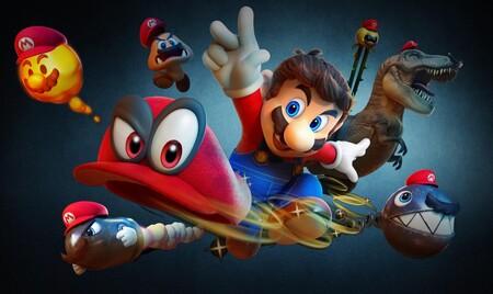 Amazon arranca una promoción de 3x2 con algunos de los mejores videojuegos Mario en Nintendo Switch (actualizado)