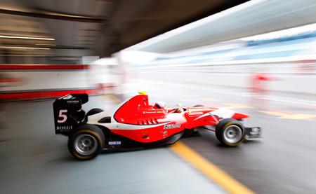 David Fumanelli Arden GP3 Estoril