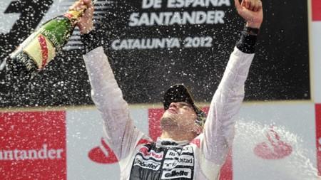 Pastor Maldonado Gp Spain 2012 F1