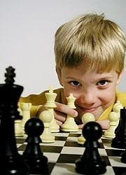 Ajedrez, juego recomendado para los niños