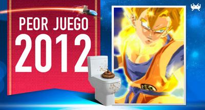 Peor juego de 2012 según los lectores de VidaExtra: 'Dragon Ball Z Kinect'