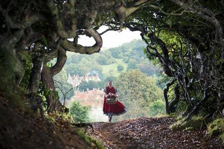 Into the woods es el musical que presentará Disney en el 2015
