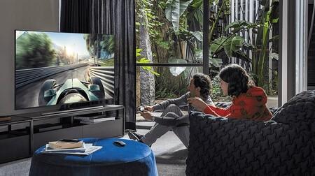 Chollo en la web de Samsung: esta smart TV 4K QLED de 65 pulgadas ideal para PS5 y Xbox Series X rebajadísima a 899 euros