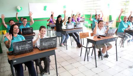 Más de 160.000 colombianos no dejaron de estudiar gracias a 'Computadores para Educar'