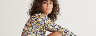 Rebajas 2021: Bershka propone siete vestidos de flores por menos de 8 euros