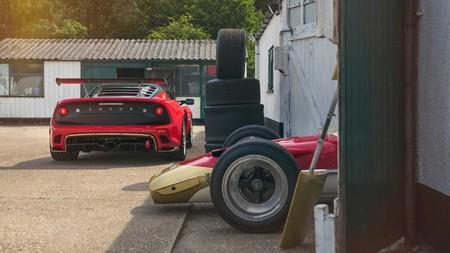 Lotus Exige Type 49 y 79