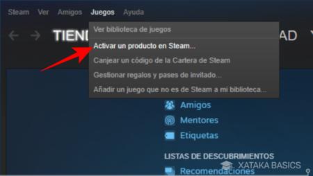 Activar Un Producto En Steam