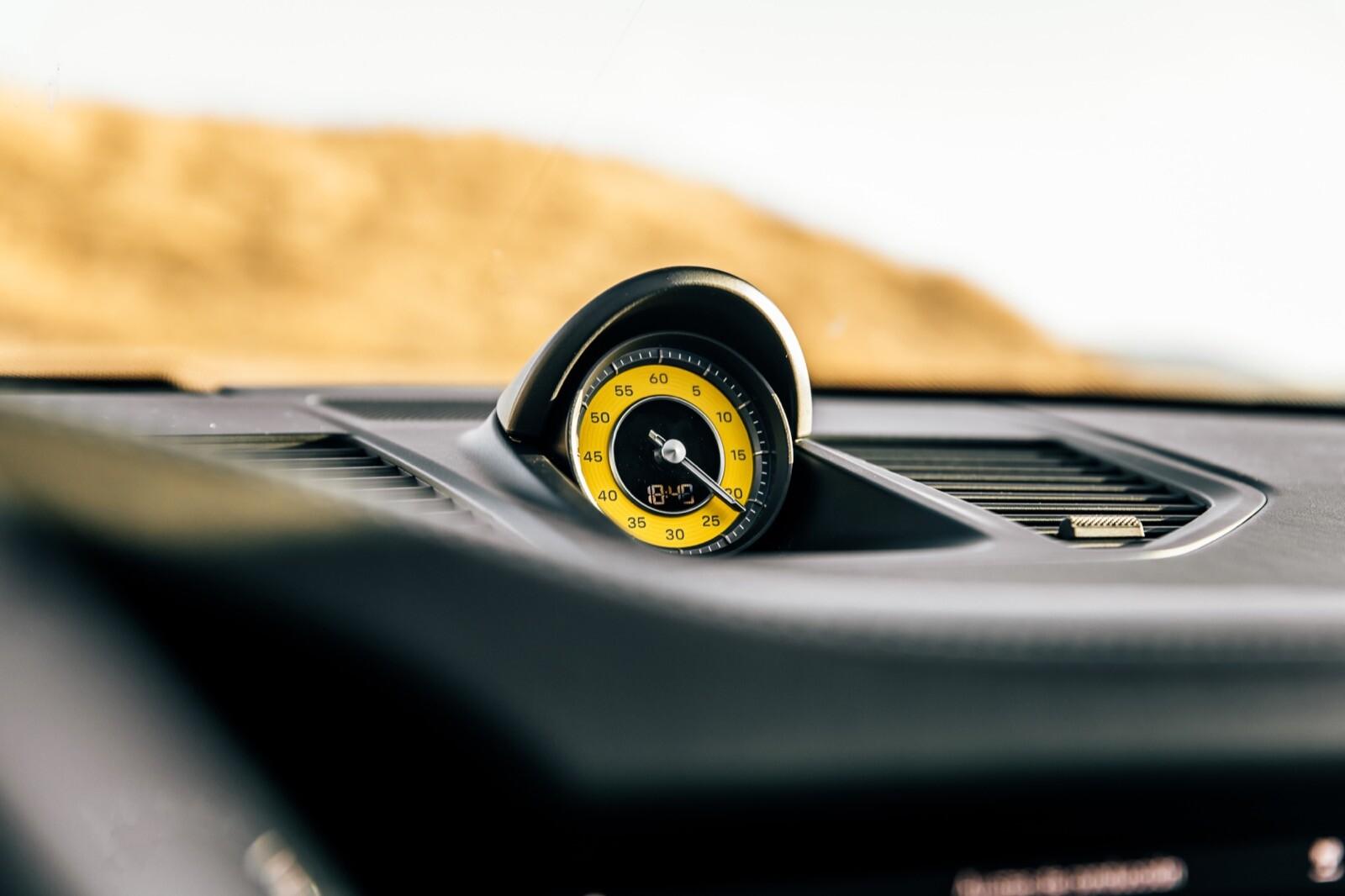 Foto de Porsche 911 Turbo S (Prueba) (11/45)