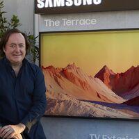 Samsung trae a España The Terrace, su televisor para exteriores resistente al agua y al polvo con tecnología QLED 4K