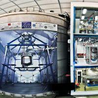 Buscando la materia oscura a 2km bajo tierra, nos hemos encontrado con lo que podría ser una partícula que llevamos buscando 30 años