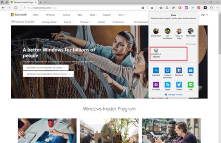 Near Share es la respuesta de Microsoft al AirDrop de Apple para compartir archivos de forma sencilla