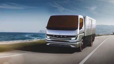 Mitsubishi FUSO Vision F-Cell: la apuesta de Daimler por el hidrógeno para conseguir camiones neutros en CO₂