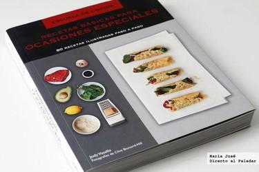 Recetas básicas para ocasiones especiales. Libro de recetas