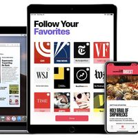 "El Wall Street Journal quiere seguir en Apple News+ porque le atrae una audiencia ""genuinamente diferente"""