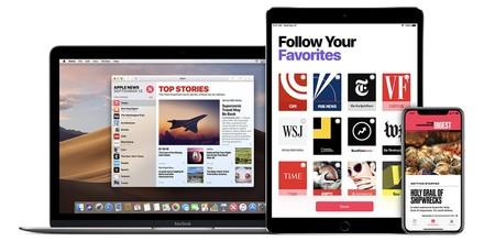 """El Wall Street Journal quiere seguir en Apple News+ porque le atrae una audiencia """"genuinamente diferente"""""""