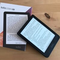 """El eReader Kobo Clara HD con pantalla de alta resolución de 6"""" y luz regulable está por menos de 110 euros en MediaMarkt"""