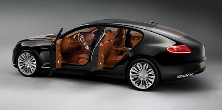 Bugatti 16c Galibier Concept 8