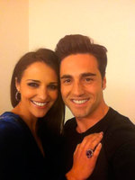 Si es que Bustamante y Paula Echevarría son adorables y juntos más