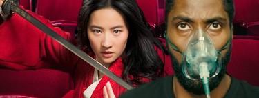 'Tenet' contra 'Mulan', la