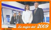 TVE, mejores servicios informativos de 2009