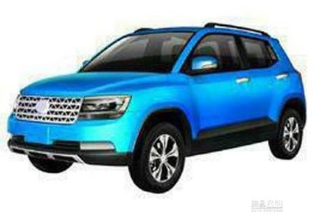 Los chinos lo vuelven a hacen: Copia del Volkswagen Taigun