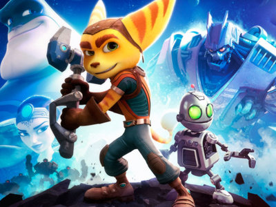 Vuelve a creer en Ratchet & Clank (si es que algún día dejaste de hacerlo) [E3 2015]