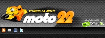 Moto22 renueva su diseño