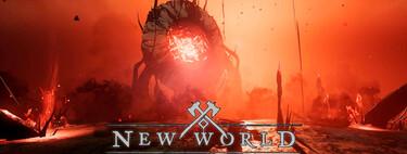 Cómo subir de nivel rápidamente en New World: cierra portales corruptos