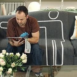 El sillón con compañía