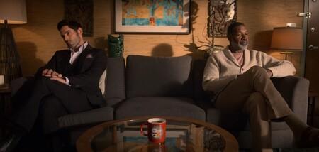 'Lucifer': Netflix lanza el tráiler de los episodios finales de la temporada 5 con Dios amargando la vida al personaje de Tom Ellis