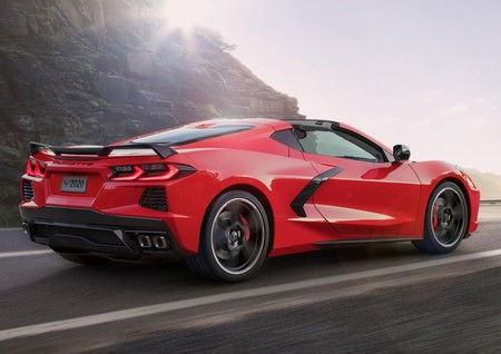 Chevrolet Corvette C8 Stingray 2020 1280 06