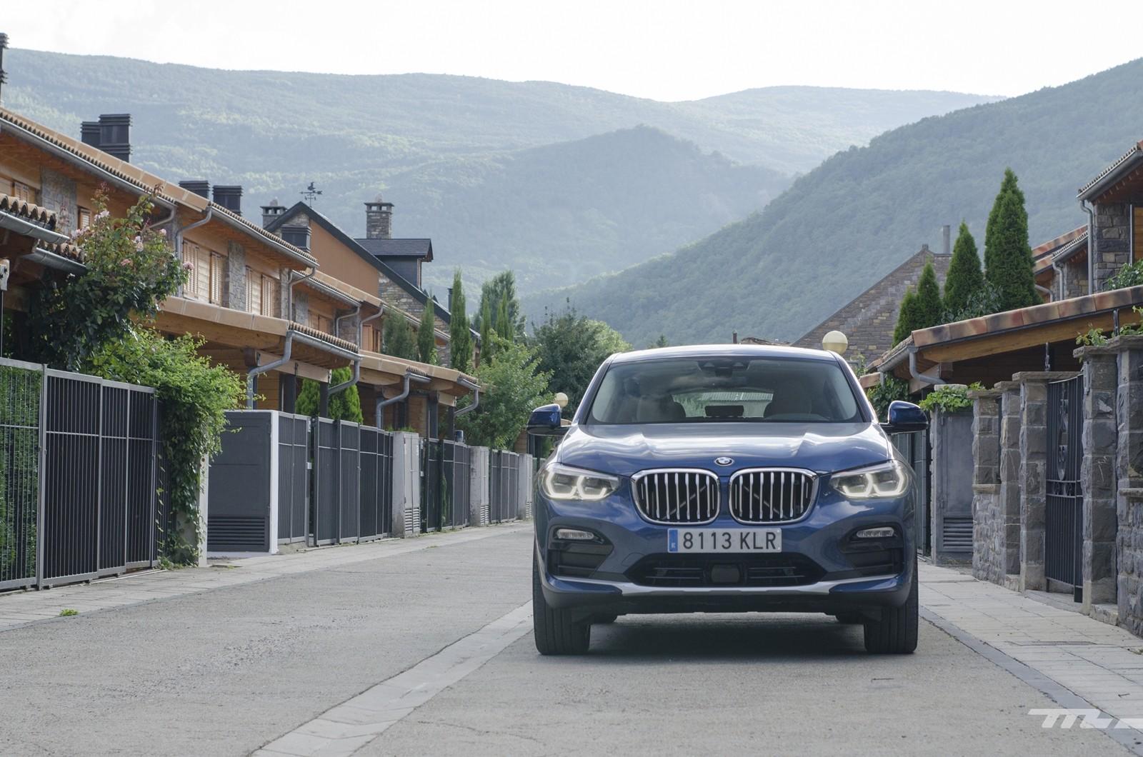 Foto de BMW X4 2018, prueba (26/65)