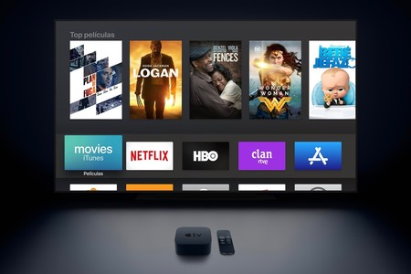 mando Apple TV 4